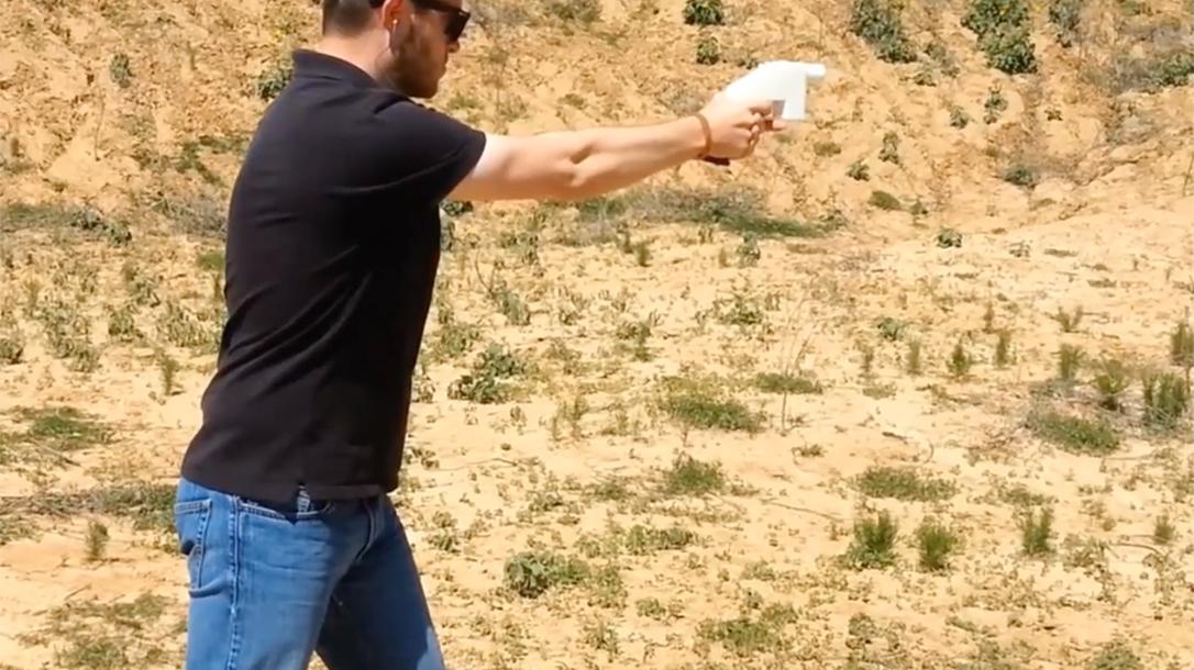 defense distributed 3d-printed gun liberator