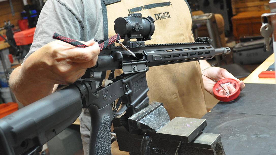 How to Clean An AR-15 Barrel