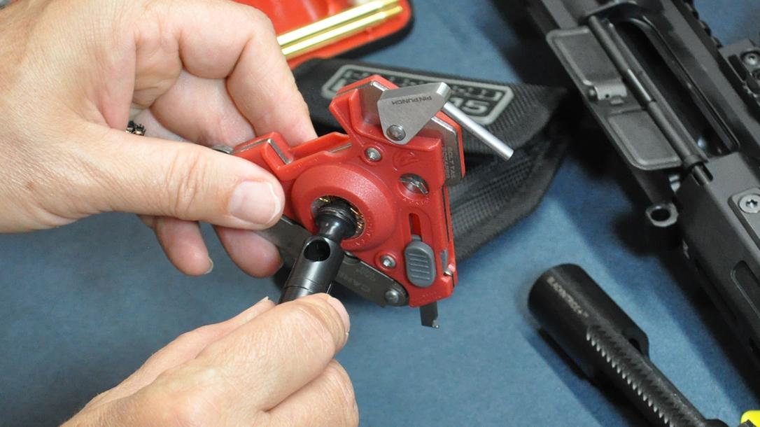 How to clean an AR-15 bolt