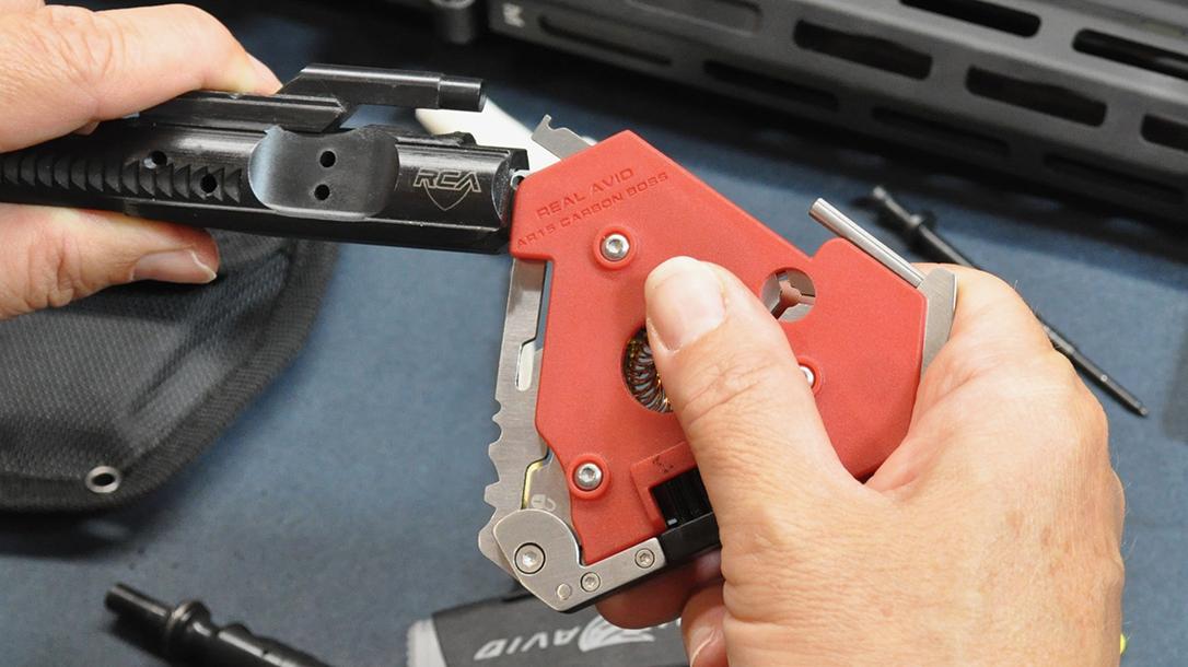 How to Clean an AR-15 bolt carrier