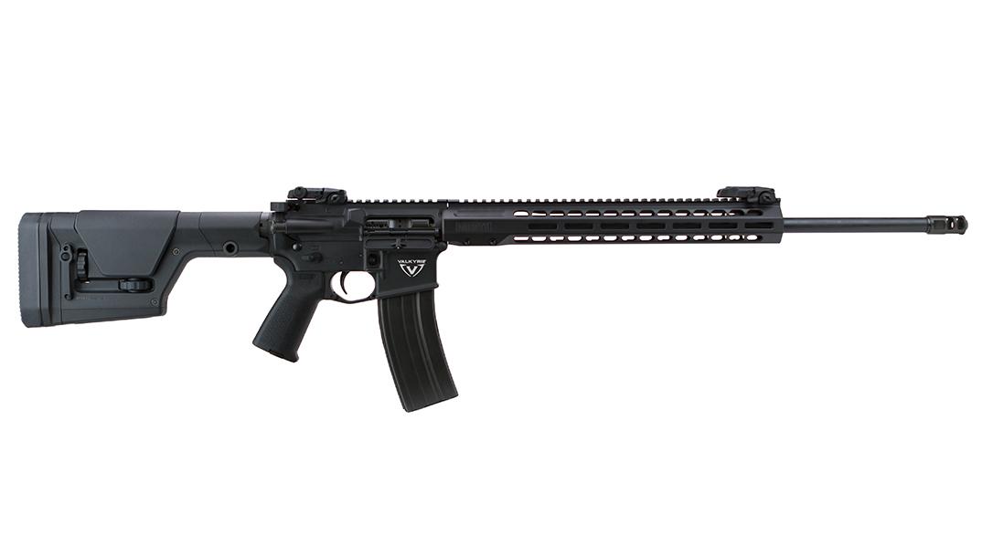 2018 rifles, Barrett REC7 .224 Valkyrie