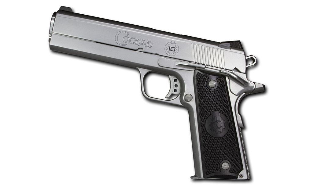 full size handguns, Coonan MOT 10