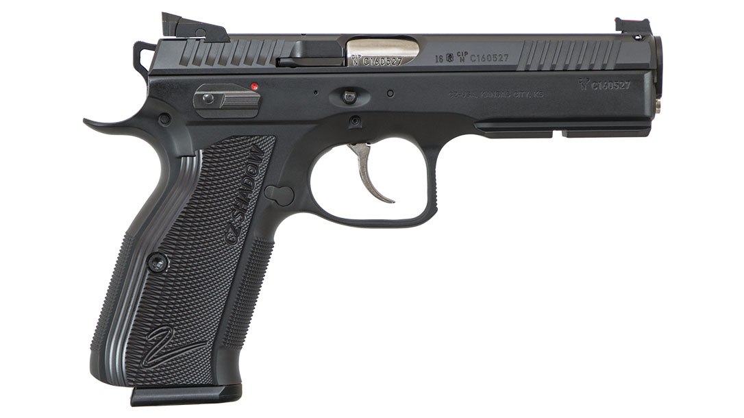 full size handguns, CZ AccuShadow 2