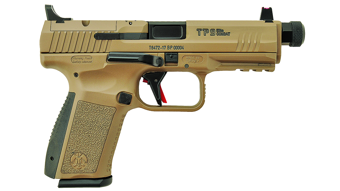 full size handguns, Canik TP9 Elite Combat