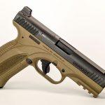 full size handguns, Caracal Enhanced F (Suppressor Ready)
