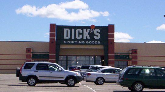 Dick's Sporting Goods, gun policies