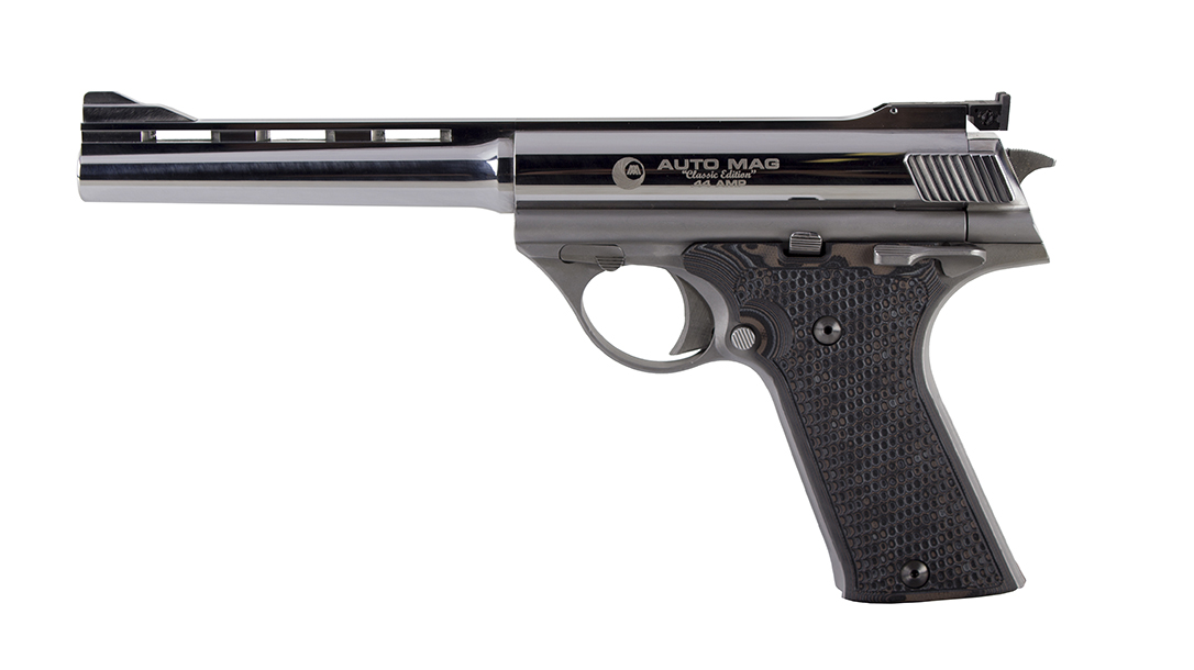 full size handguns, Excel Arms Auto Mag