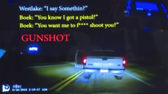 Florida Uber driver, self defense