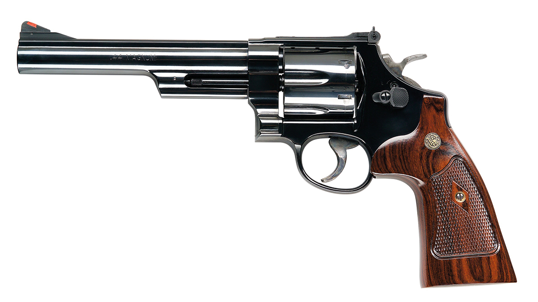 big-bore revolvers, smith & wesson model 29