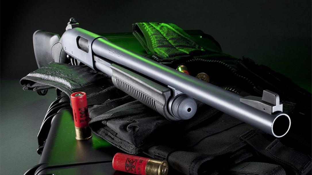 A Texas man used a shotgun to kill 3 intruders.