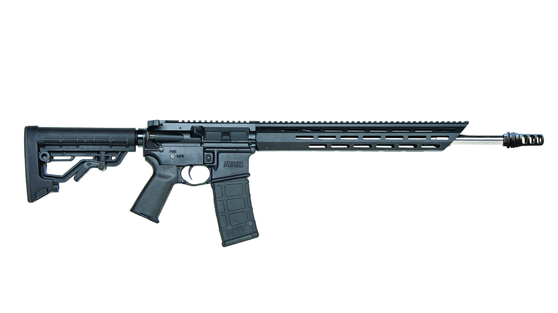 2018 rifles, Mossberg MMR Pro