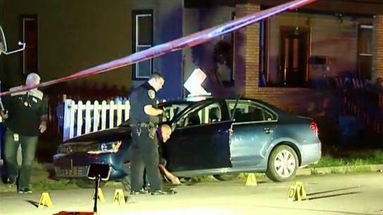 Pennsylvania Pizza Driver shooting