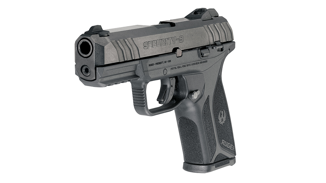 full size handguns, Ruger Security-9