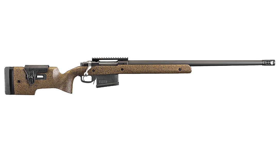 2018 rifles, Ruger Hawkeye Long-Range Target