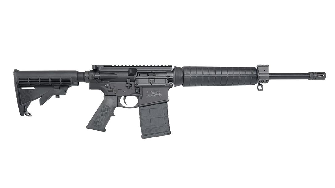 2018 rifles, Smith & Wesson M&P10 Sport Optics Ready