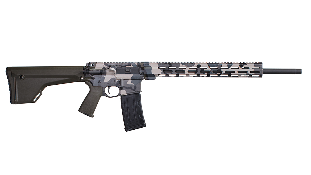 2018 rifles, Sig Sauer M400 Vanish