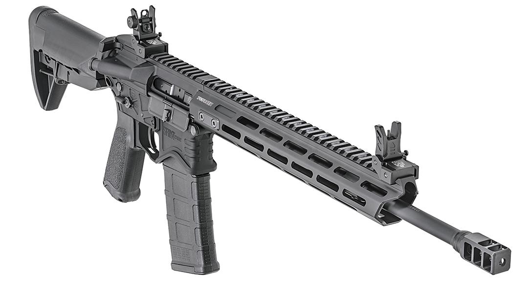 2018 rifles, Springfield Saint Edge