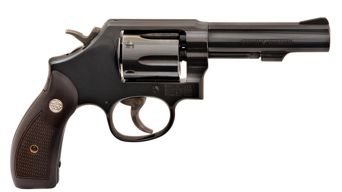 Smith & Wesson vs. Colt, Smith & Wesson Model 10, revolvers
