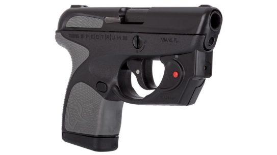 taurus spectrum pistol viridian laser