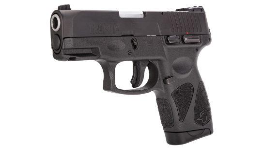Taurus G2S Subcompact pistol, left side