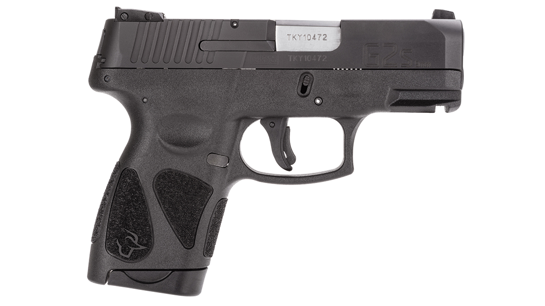 Taurus G2S Subcompact pistol right side