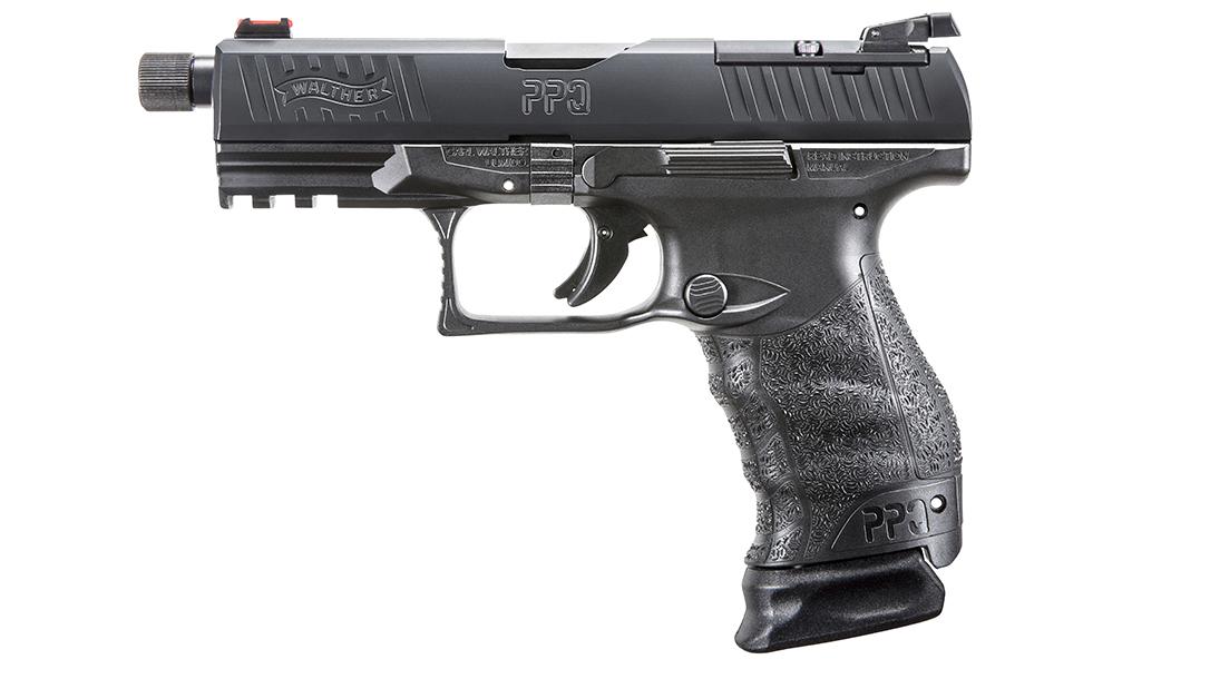 full size handguns, Walther PPQ Q4 TAC