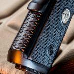 Wilson Combat X-TAC Elite Carry Comp 9mm pistol grip