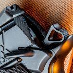 Wilson Combat X-TAC Elite Carry Comp 9mm pistol hammer