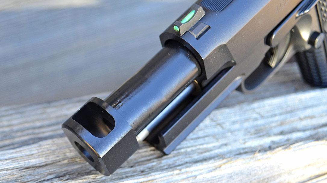 Wilson Combat X-TAC Elite Carry Comp 9mm pistol compensator