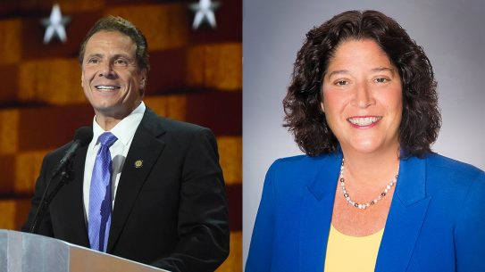 ACLU, NRA Lawsuit, New York State, Andrew Cuomo, Maria Vullo