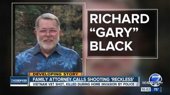 aurora police shooting richard black
