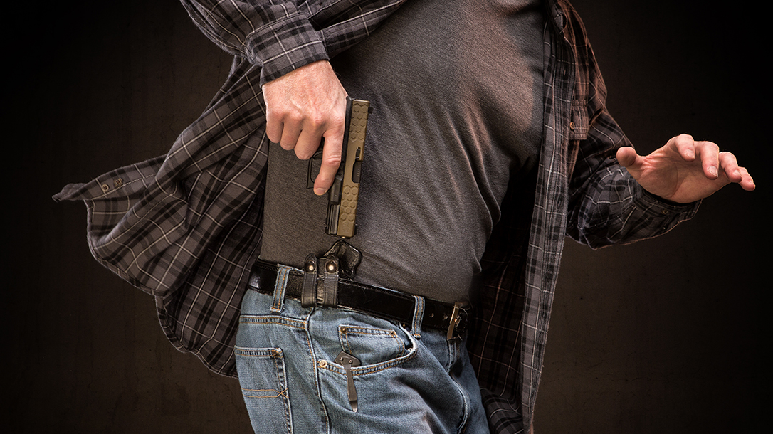 COVID-19 National Reciprocity, Massachusetts Concealed Carry Cab Driver, kills suspects, handgun draw, concealed carries trump
