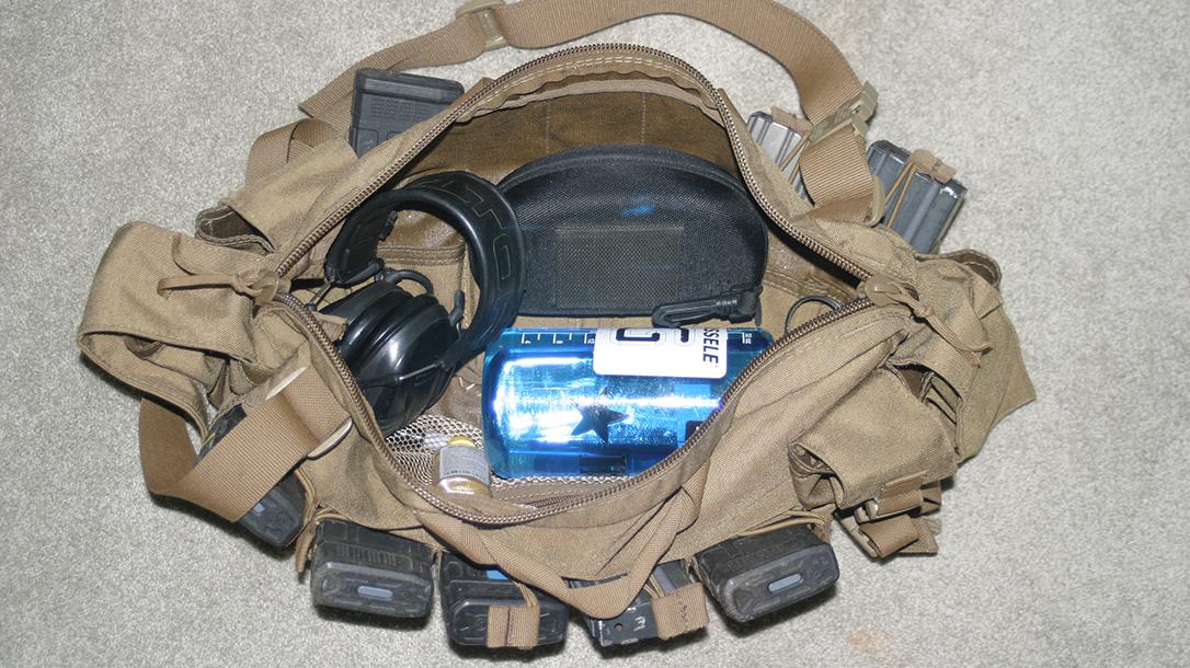 Pat McNamara, Bug Out Bag, Bug-Out Bag, tactical bag