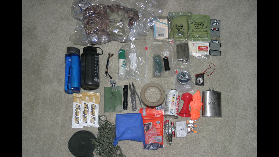 Pat McNamara, Bug Out Bag, Bug-Out Bag, wilderness