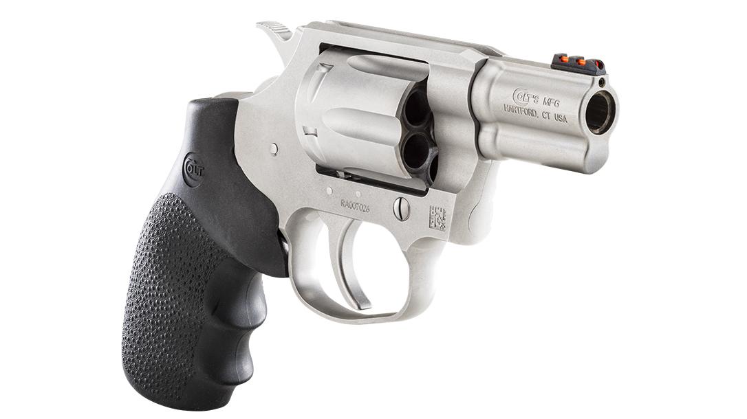 Colt Cobra Revolver, Range Test, Gun Review, profile right
