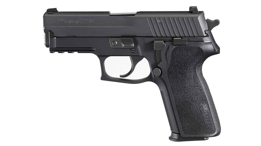 SIG P229 Nitron .40 S&W