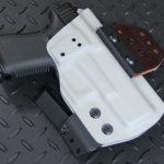 Handgun holsters, Clinger V2 Ultra-Conceal OWB