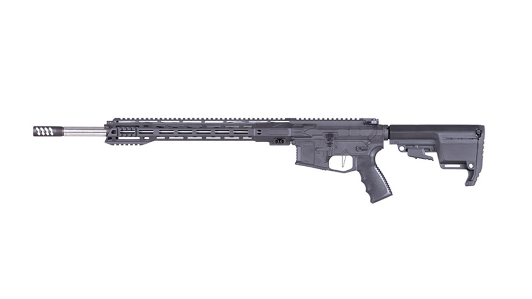 F4 Defense Enhanced Battle Rifle, left