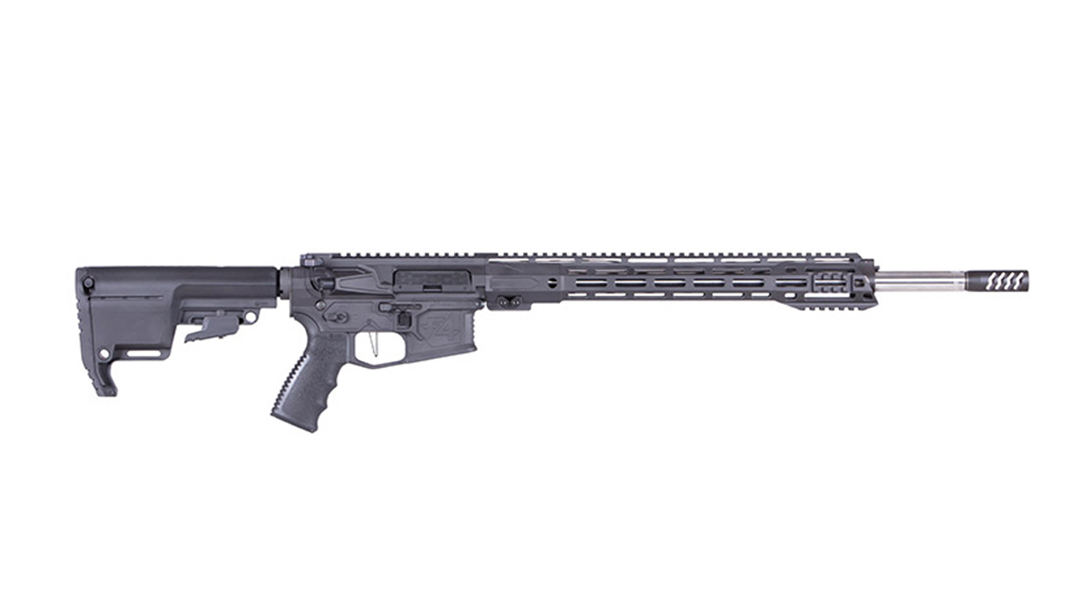 F4 Defense Enhanced Battle Rifle, right