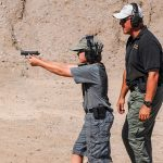 new shooters, instructor