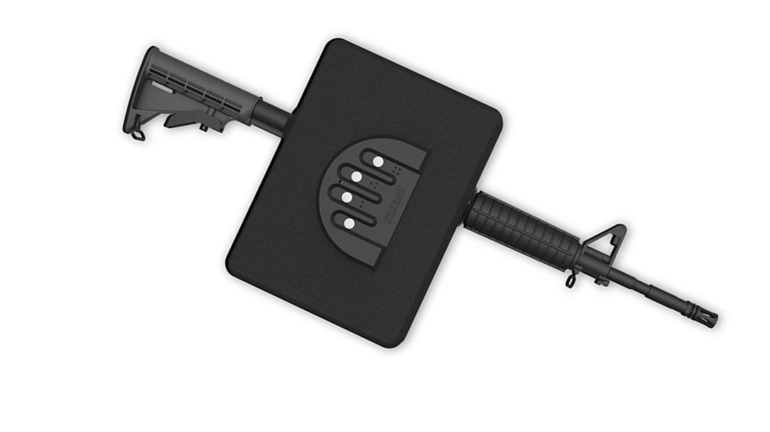 gun storage devices, GunVault AR 1000