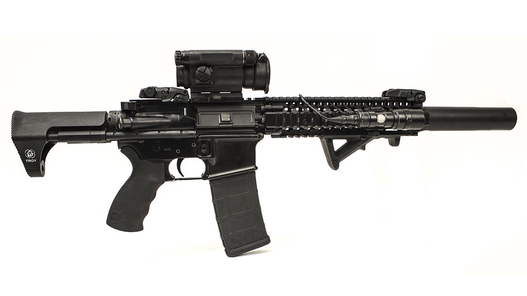 Firearm Vocabulary, AR-15