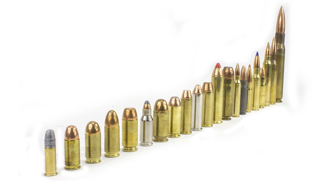 Firearm Vocabulary, rounds