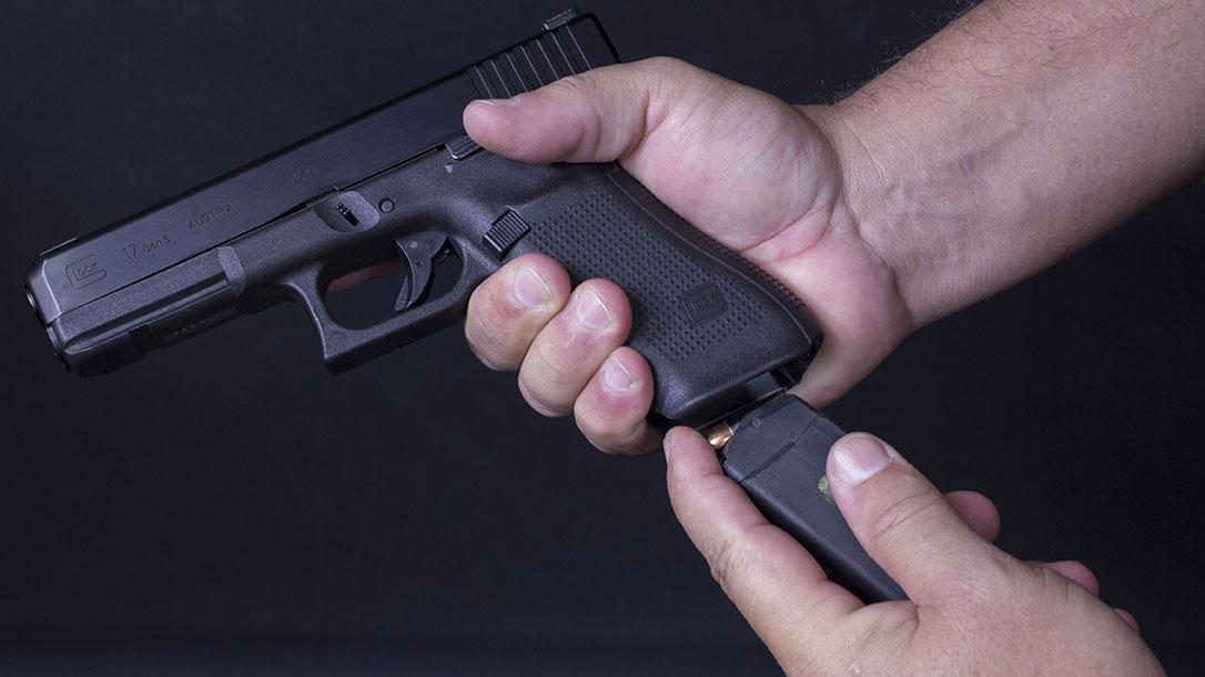 Firearm Vocabulary, magazine