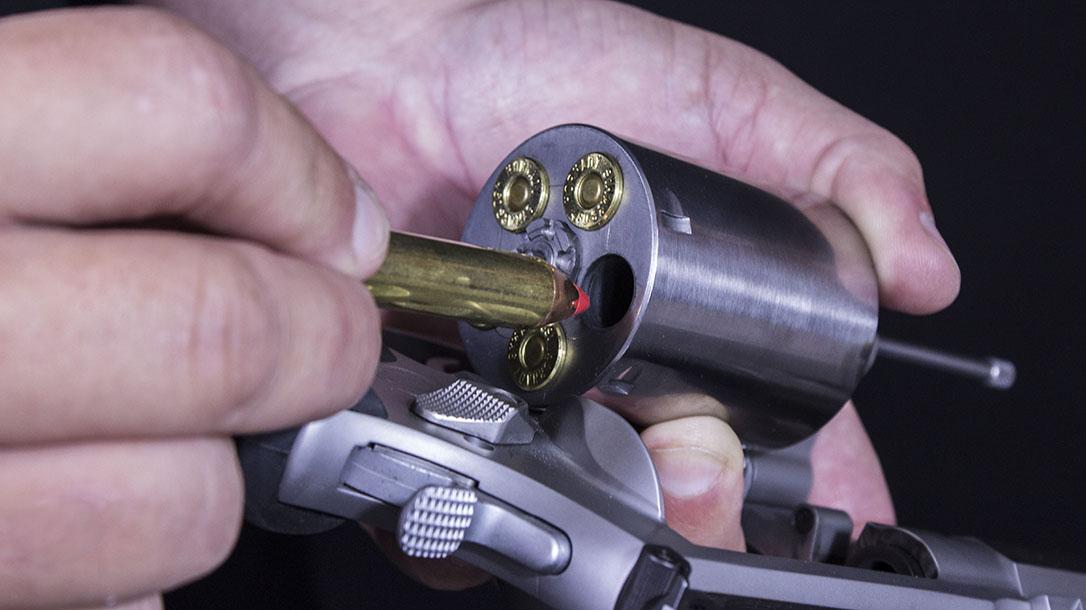 Firearm Vocabulary, revolvers