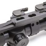 LaRue Click Adjust Nut QD SPR Mount on scope