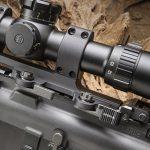 LaRue Tactical Click Adjust Nut QD SPR Mount, LaRue Tactical