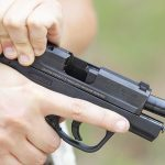 firearm safety, Checking Chamber