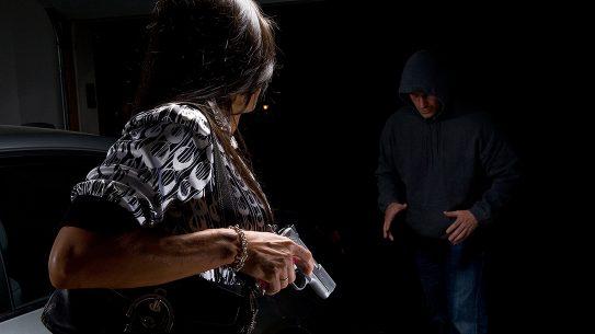 pistol concealment, self defense