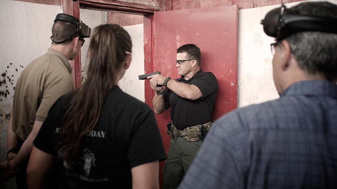 Sig Sauer Academy, Shoot house